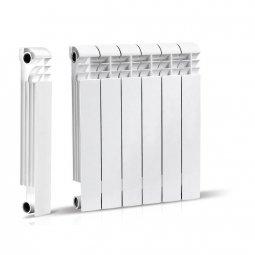 Радиатор биметаллический Viertex 500-80С 6 секц.