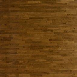Паркетная доска Polarwood Space Дуб Венера светло-коричневая 3-х полосная