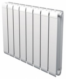 Радиатор алюминиевый Sira  Rovall100  350 9 секций