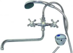 Смеситель для ванны Сантаком Мария 276017с
