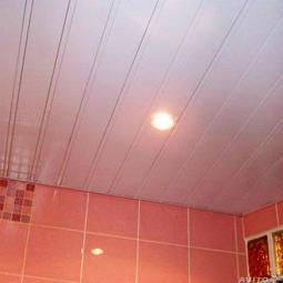 Рейка S-профиль нежно-розовый-В37 150*4000