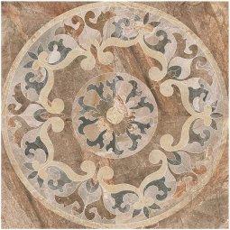 Панно Kerranova Genesis  полированный коричневый 120x120