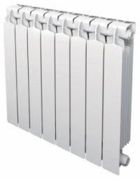 Радиатор алюминиевый Sira  S2 500 14 секций