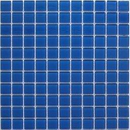 Мозаика Bonаparte Deep blue голубая глянцевая 30x30