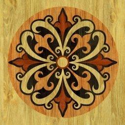 Кварцвиниловая плитка Art Tile AM 9018 91.4x91.4