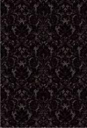 Плитка для стен Керамин Органза 5Т Чёрный 40x27,5