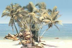Панно Дельта Керамика Mauritius P4-1 60x40