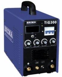 Инверторный сварочный аппарат Brima TIG-300 380В HF