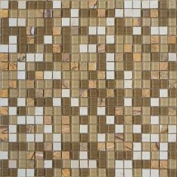 Мозаика Elada Crystal+Stone HK-42 песочный микс 32.7x32.7