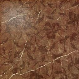 Вставка Coliseumgres Сицилия Коричневый Листья 45x45