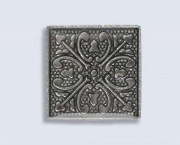 Декор Орнамент Универсальные вставки для пола Касабланка Platinum 2 6.7x6.7