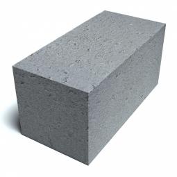 Блок железобетонный  стеновой полнотелый 390х190х188