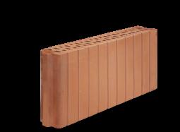 Камень керамический Кемма КМ-пг 4,6 НФ 510х80х219 с пазом и гребнем