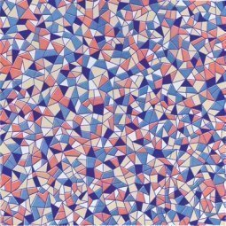 Плитка для пола Сокол Гауди GDF2 орнамент глянцевая 33х33