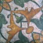 Плитка для пола Сокол Версаль VR1 орнамент матовая 33х33