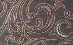 Декор Cracia Ceramica Muraya Chocolate Decor 02 25x40