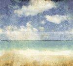 Панно Novogres Arty Decor Requiem-2 голубой 27х60