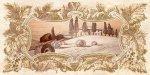 Вставка Нефрит-керамика Тоскана 04-01-1-10-03-15-716-0 бежевая 50х25